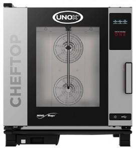 Lò hấp nướng đa năng 7 khay UNOX XEVC - 0311 - E1R ONE